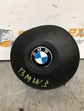 Oem bmw E46 1999-2005 série 3 m-sport steering wheel airbag