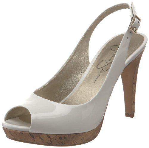 Jessica Simpson Women's Achillea High Heel Open-Toe Sling. $42.66