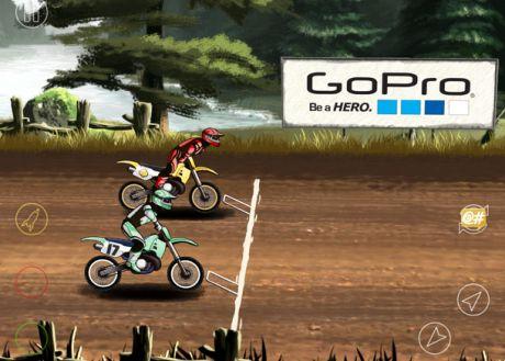 nice Mad Skills Motocross 2 (iOS)