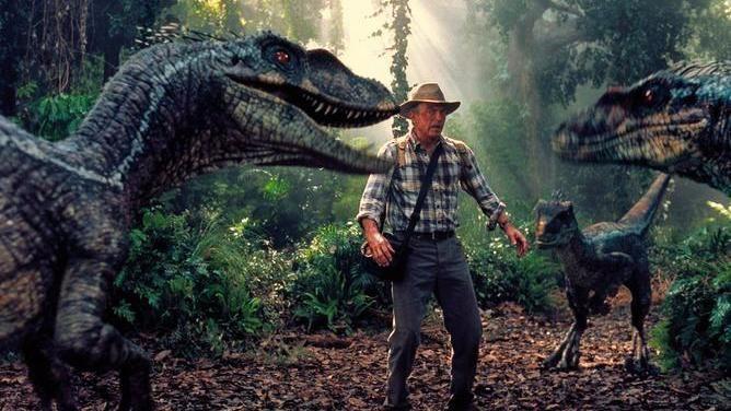 Avis aux fans du parc jurassique, des dinosaures p...