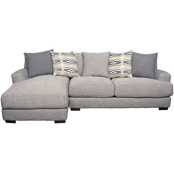 American Furniture Warehouse Online Shopping: Barton 2PC Sectional With LAF Chaise By Franklin