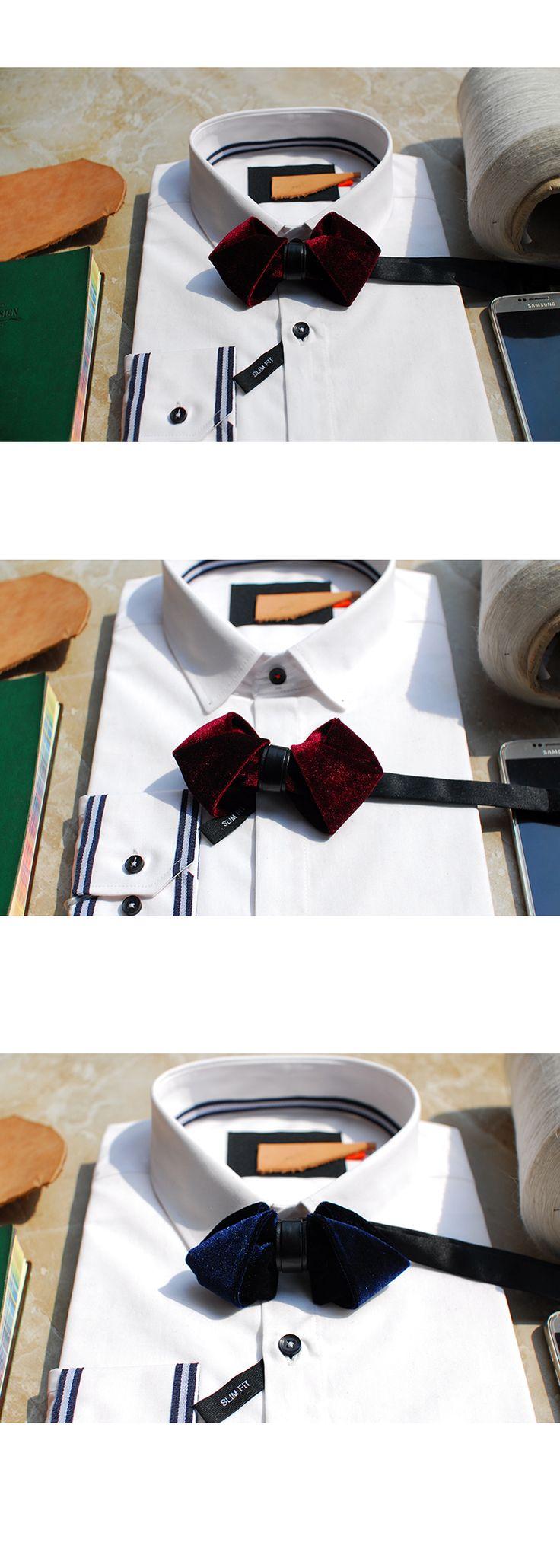 Мерлин Мерлин модный один товар дизайн старинные бархат свадебный галстук галстук горшок мода в Западной партии-Таобао Европе