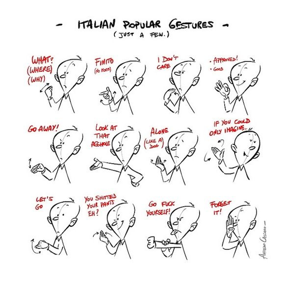 20 facts about Italian language