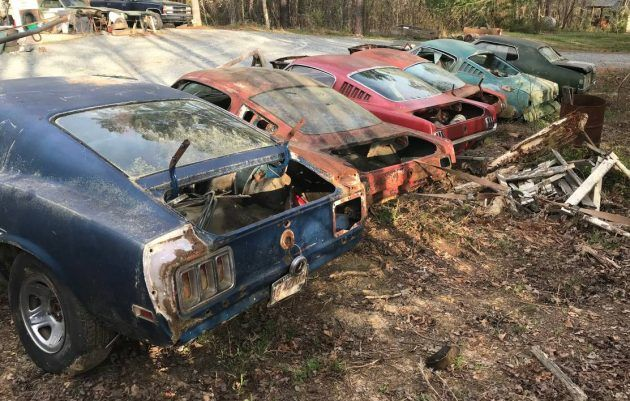 Fleet Of Fastbacks 1965 Mustang Projects Mustang Fastback 1965
