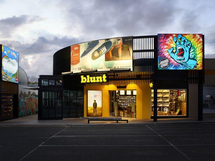 Blunt Skateboard & Co Torquay 01 © Henry Francis Design