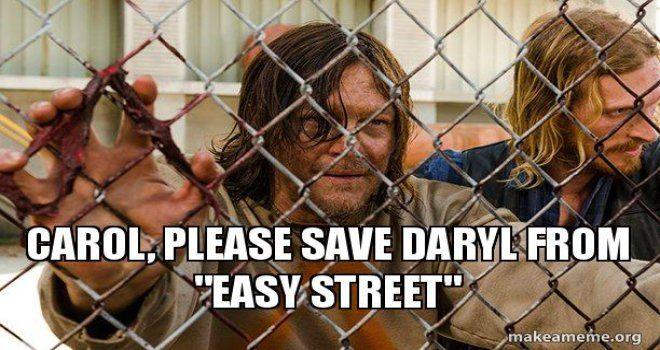 Like Daryl, 'The Walking Dead' Fans Feel Tortured by 'Easy Street' Song