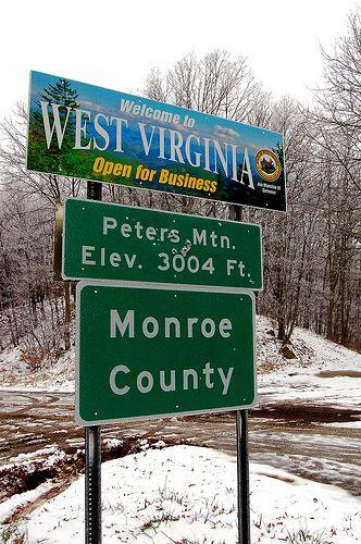 44 best Monroe County, West Virginia images on Pinterest ...