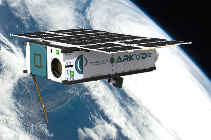 The Arkyd 6 satellite will launch later this year to test control, power, communication and avionics systems for asteroid mining.<br />