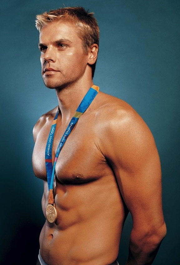 Ryk Neethling, Team South Africa, Swimming