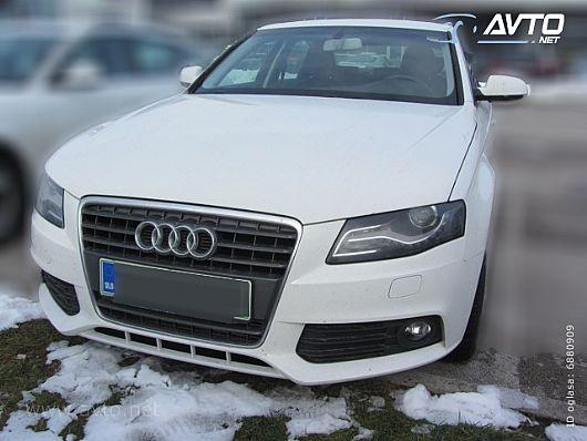 Audi A4 2.0 TDI DPF LIMITED EDITION XENON PDC. Letnik 2011, prevoženih 29.000 km. Diesel motor,  1968 ccm, 88 kW / 120 KM. CENA:  20.499 EUR (klik na sliko za več info)