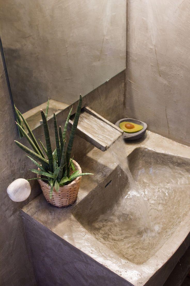 www.hormimpres.com #microcemento #bathroom #baño #concrete