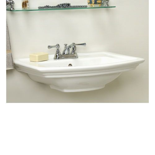Wall Mounted Handicap Sink 419 Washington Wall Mount