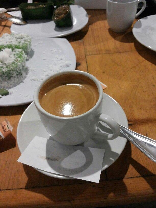 Coffee mendoan