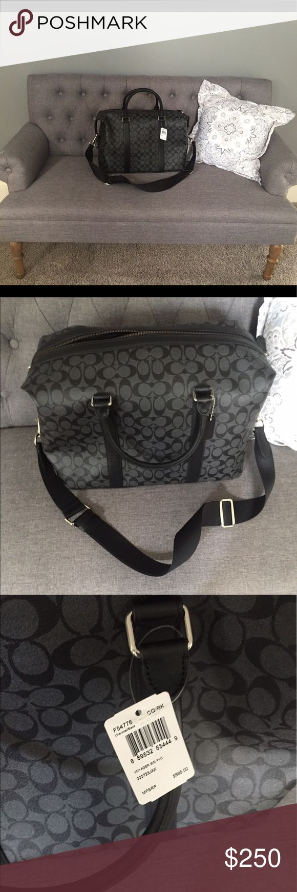 Authentic COACH duffle bag! Authentic COACH duffle that MSRP's at $595! Selling for $250 FIRM! Coach Bags Duffel Bags