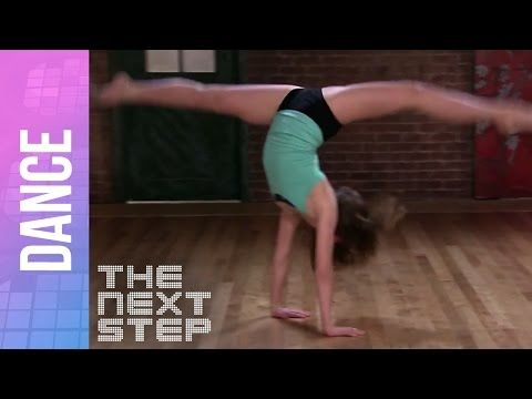 """The Next Step - Amy """"Red Light"""" Dance Solo (Season 4) - YouTube"""