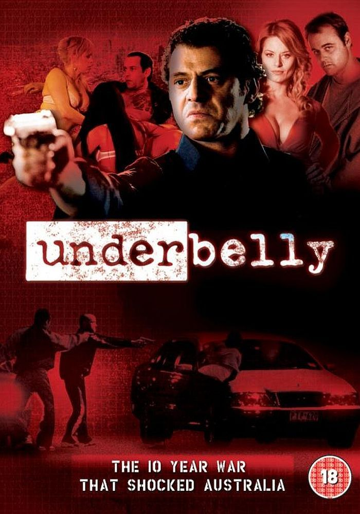 Underbelly - series 1 - (Netflix) - prize winning Aussie series based on Infamous gangland wars. Slick and well done, though over glamorized and not gritty enough for its subject.
