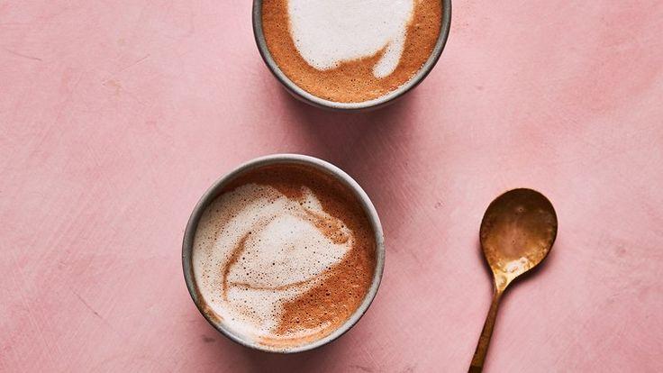 Cacao and Coconut Latte Recipe | Bon Appetit