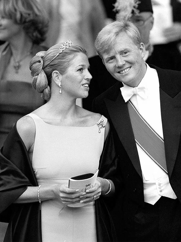 Queen Maxima and King Willem-Alexander of the Netherlands