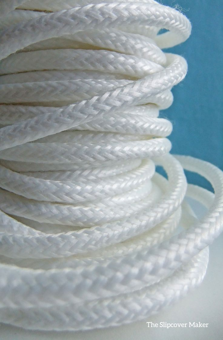 Polyester Welt Cord for Slipcovers