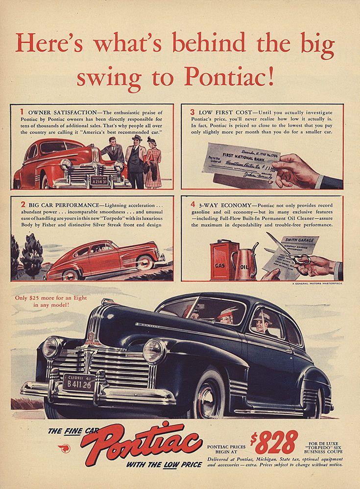 360 best Pontiac images on Pinterest | Vintage cars, Vintage ...