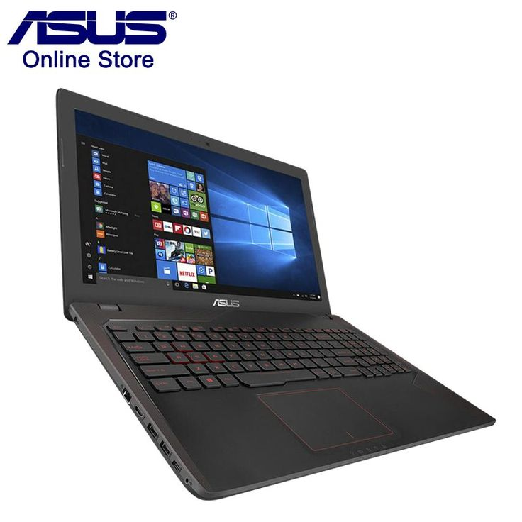 """Asus Laptop ZX53VW6300 4GB RAM 1TB ROM Window 10 System 2.3 GHz  15.6""""screen HDD SSD Intel i5 Composite material  Notebook //Price: $1218.99//     #Gadget"""