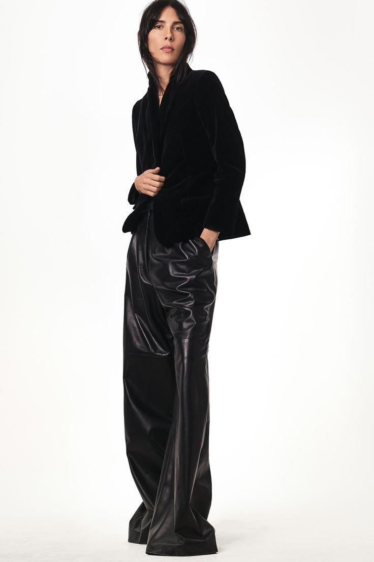 Nili Lotan Fall 2018 Ready-to-Wear Fashion Show Collection
