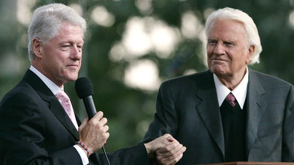 Beyond The Mike Pence Misogyny Debate The 3 'Billy Graham Rules' You Haven't Read