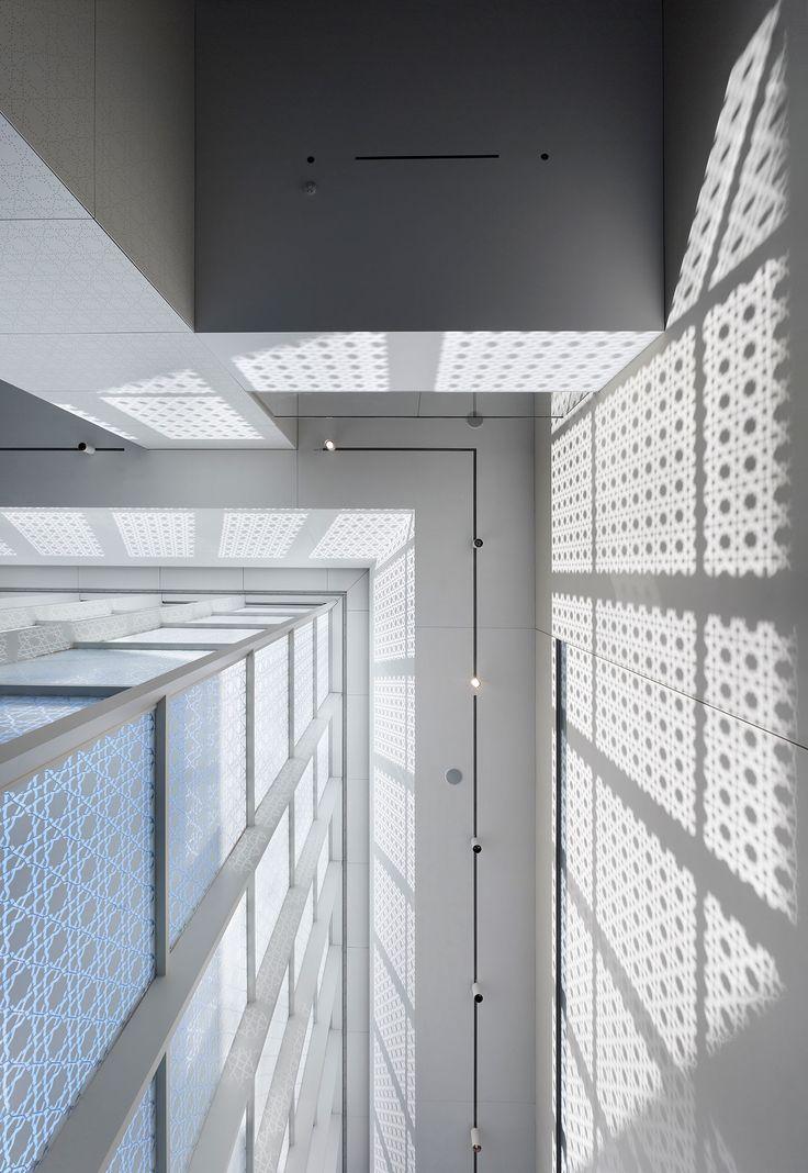 Aga Khan Museum, Toronto, Canada by Fumihiko Maki Architect