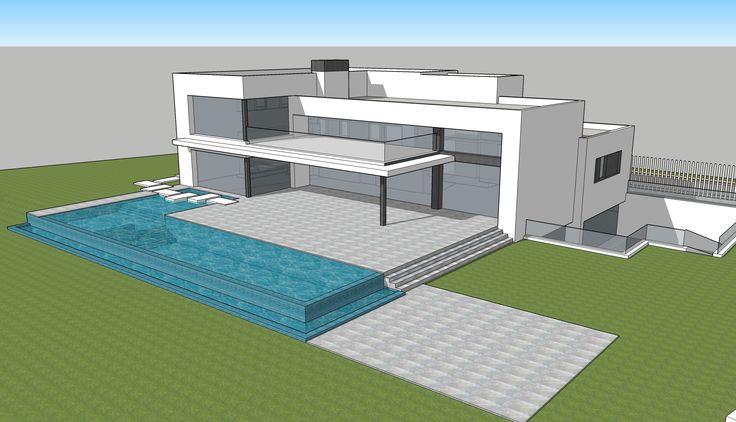 Villa San Roque Club 71 - Propuesta 2 www.benjumea-arquitectos.com