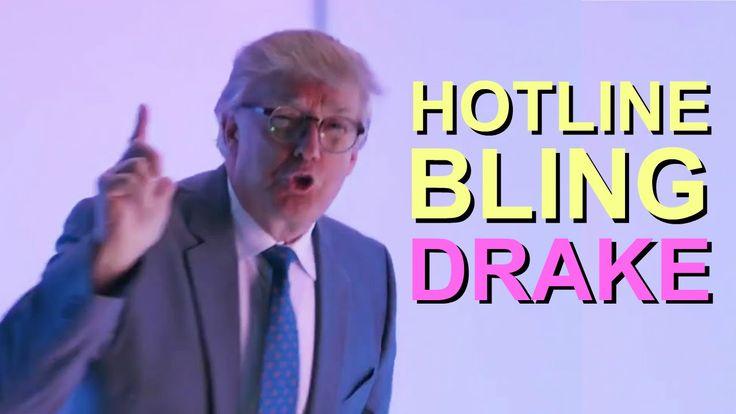 Donald Trump Sings Hotline Bling By Drake - Bangi Boy
