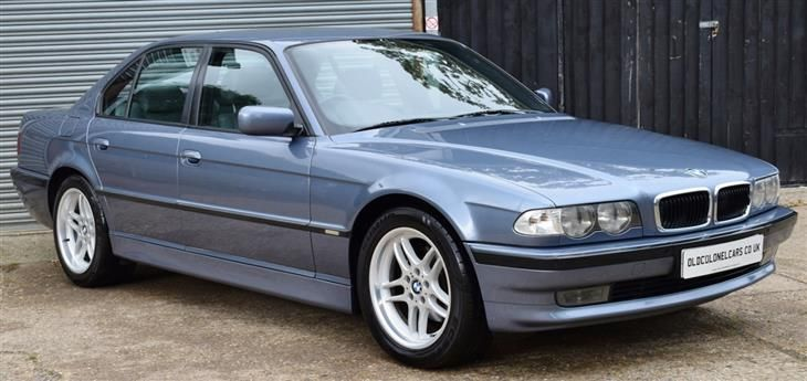 Used 2001 Bmw 7 Series 728i Sport For Sale In St Albans From Old Colonel Cars Classic Bmw Specialist Bmw Bmw 7 Series Bmw Classic Cars