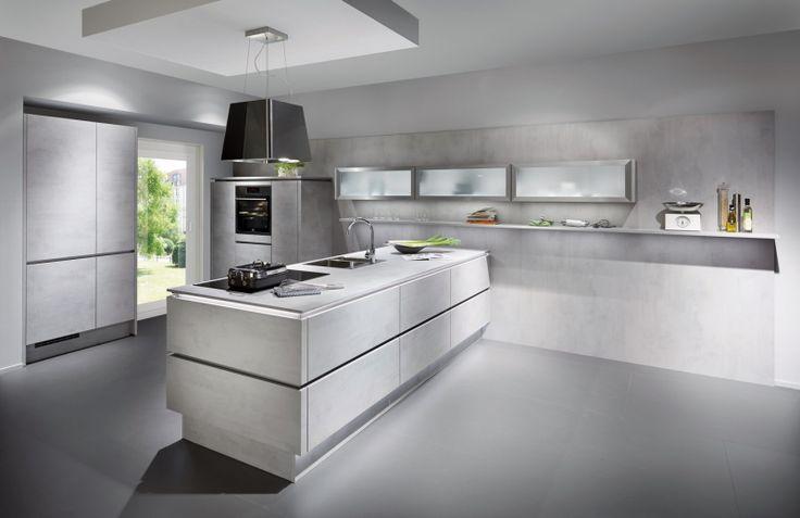 Moderní byt   Industriální inspirace: kuchyně ve stylu raw