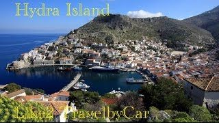 hydra greece - YouTube
