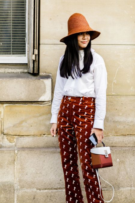 0e1be02823 See the Best Street Style From Paris Fashion Week