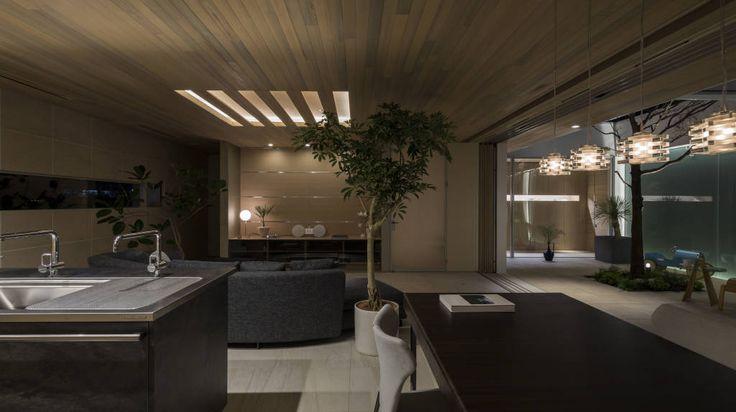 (から Mアーキテクツ 高級邸宅 豪邸 別荘 LUXURY HOUSES   M-architects)
