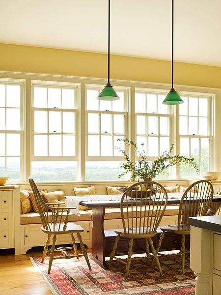 1000 Images About Dining Area Window Seat On Pinterest