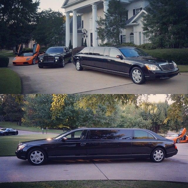 17 Best Images About Limos & Stretched Ridez On Pinterest