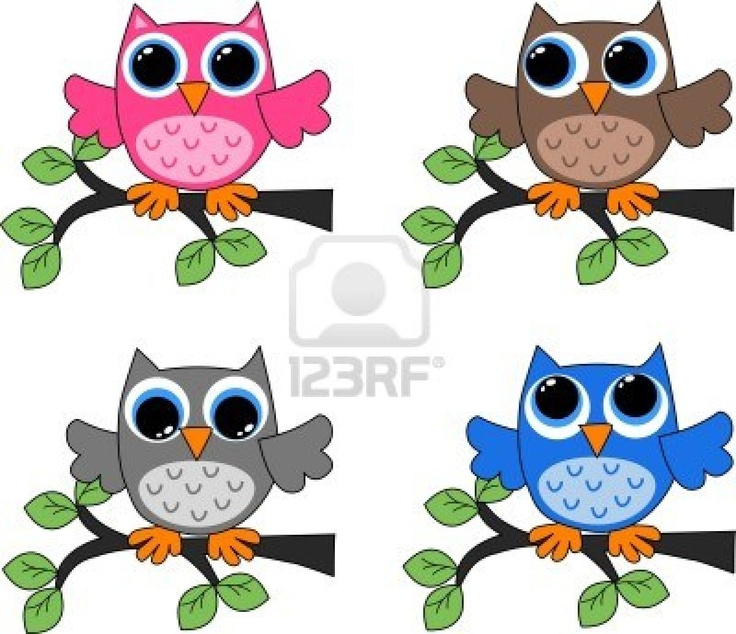 buhos on Pinterest | Owl, Clip Art and Google