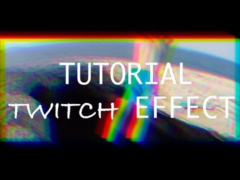 Final Cut Pro X |Tutorial |Glitch Twitch Effect - YouTube