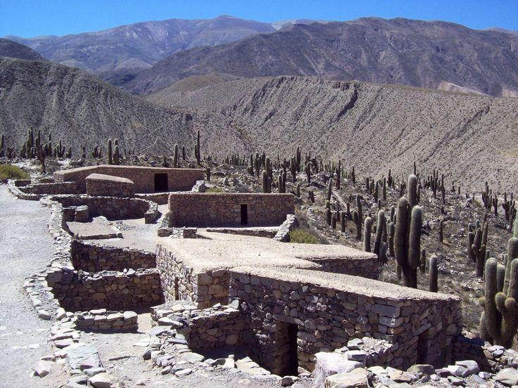 Pucará de Tilcara, Provincia de Jujuy