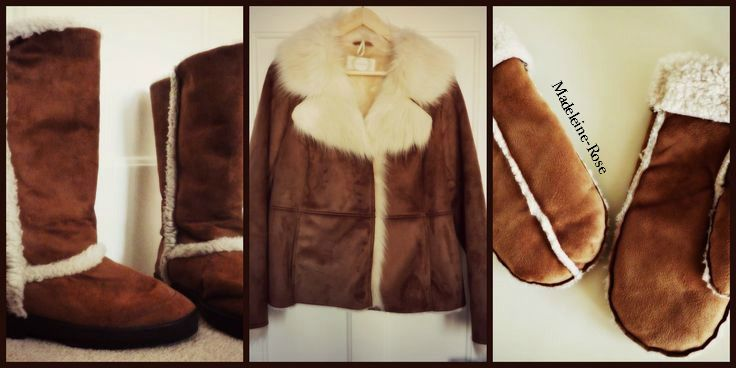 <3 The 2015 winter trio <3 Boots - http://www.shoezone.com/ Faux fur coat - http://www.bhs.co.uk/ Gloves- http://direct.asda.com/george/clothing/10,default,sc.html