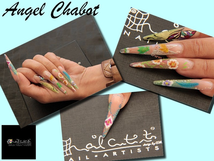 Concours photo Nail Artists France. By Angel Chabot
