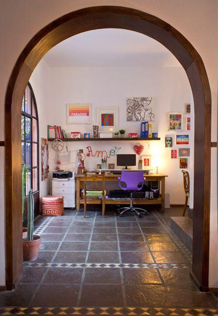 Creative Workspace Ideas - UpcycledTreasures.com