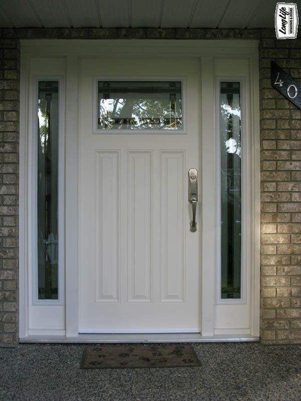29 best images about front door on pinterest basement for Front door with three windows