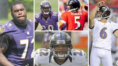 Mike Preston's latest observations from Ravens training camp