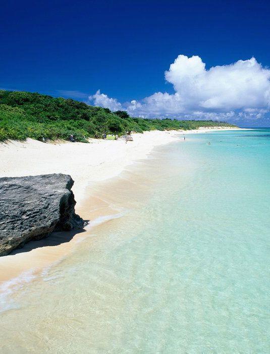 Nishihama Beach, Hateruma Island