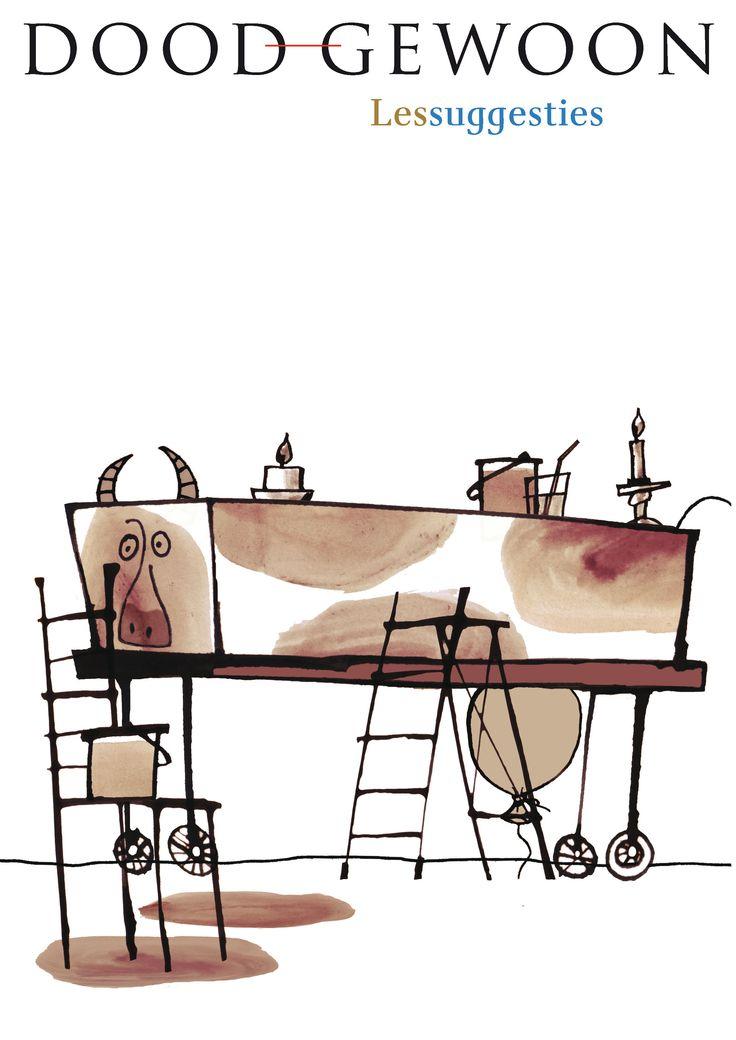 Doodgewoon is een prachtig voorleesboek over de dood met gedichten van Bette Westera en tekeningen van Sylvia Weve.  Voor dit bijzondere boek zijn lessuggesties gemaakt voor leerkrachten