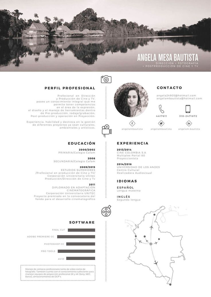 49 best Resume Design Ideas images on Pinterest Design resume - how to make a creative resume