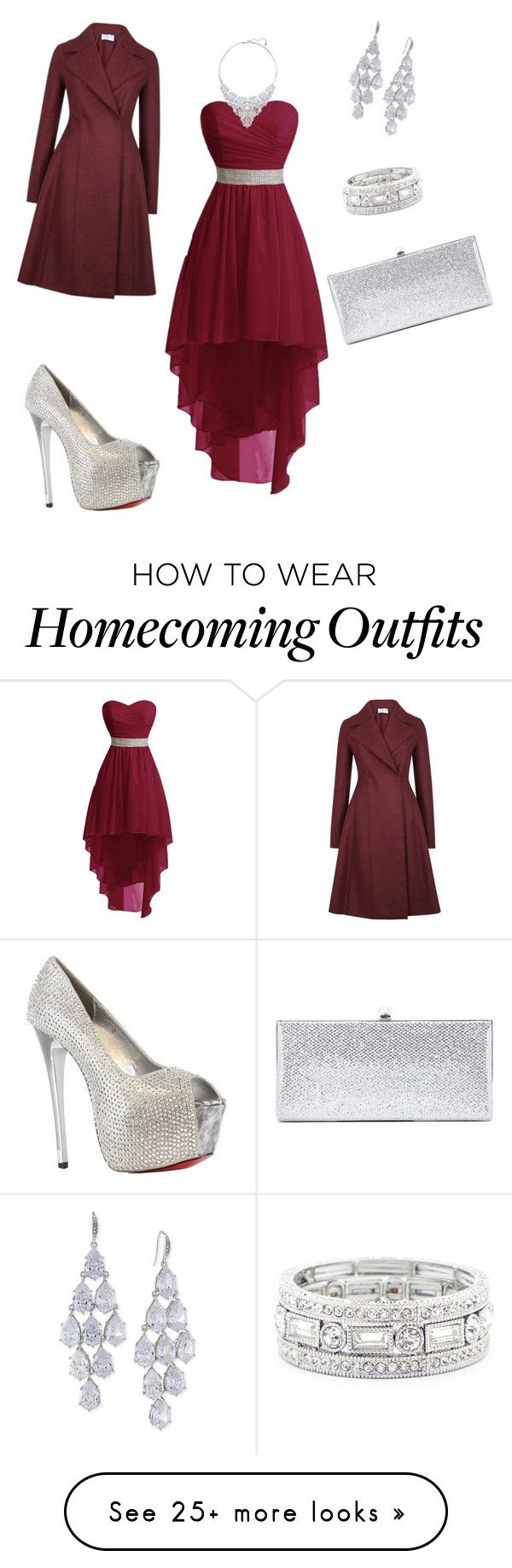 """Prom"" by amiyafulton037 on Polyvore featuring Swarovski, Harris Wharf London, Sole Society, Carolee, Jimmy Choo and Ellie"