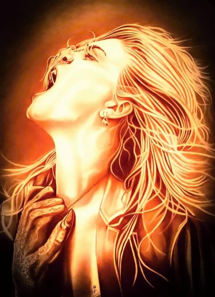 Drag me to Hell by TheNightGallery.deviantart.com on @deviantART #horror movie art